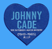 """Image of The Outsiders House Museum """"Johnny Cade"""" Heart Patch."""