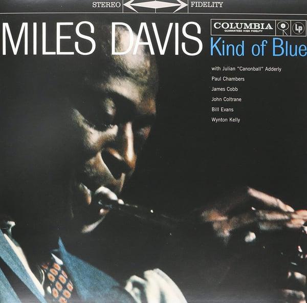 Image of Miles Davis - Kind of Blue