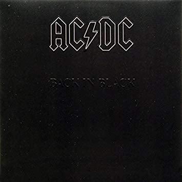 Image of AC/DC - Back in Black