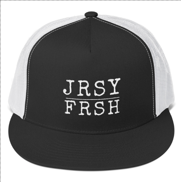 Image of JRSY FRSH Trucker Hat