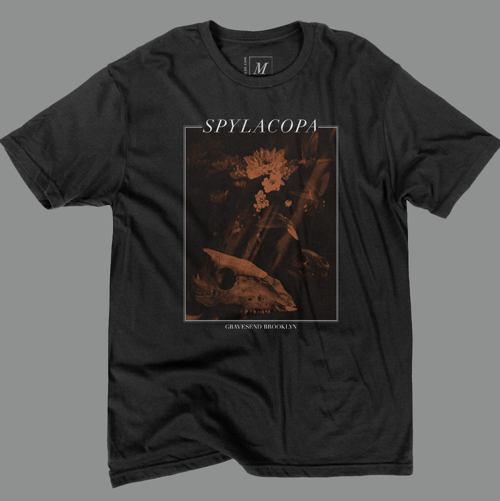 Image of Spylacopa 'Rust' Tee Shirt