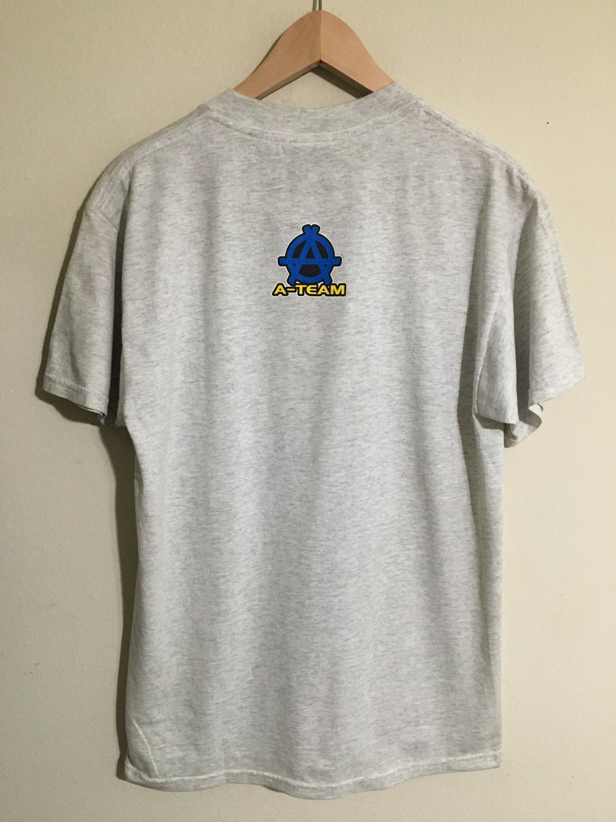 90's Rare A-Team Marc Johnson Skate Tee