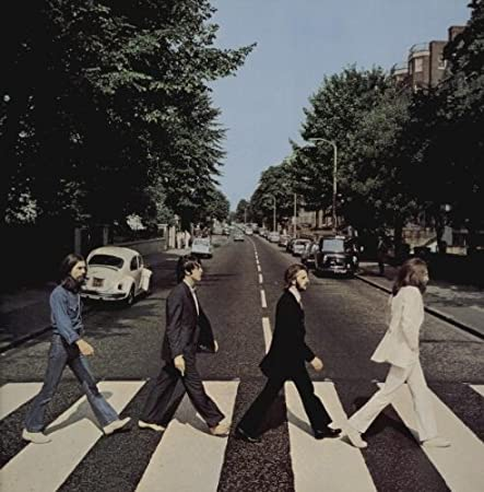 Image of Beatles - Abbey Road