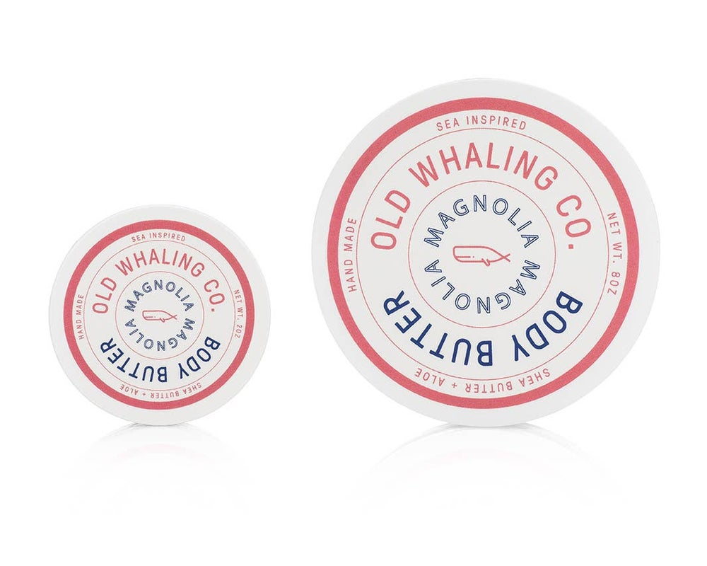 Image of Magnolia Body Butter- Old Whaling Co.