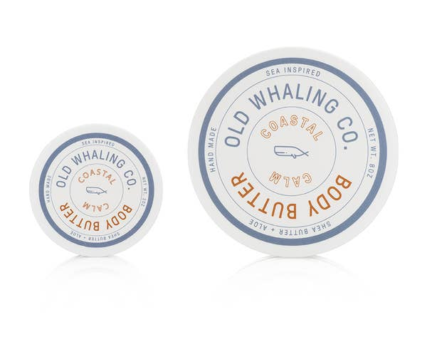 Image of Coastal Calm Body Butter- Old Whaling Co.