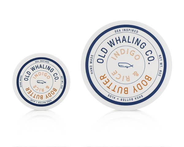 Image of Indigo & Rice Body Butter- Old Whaling Co.