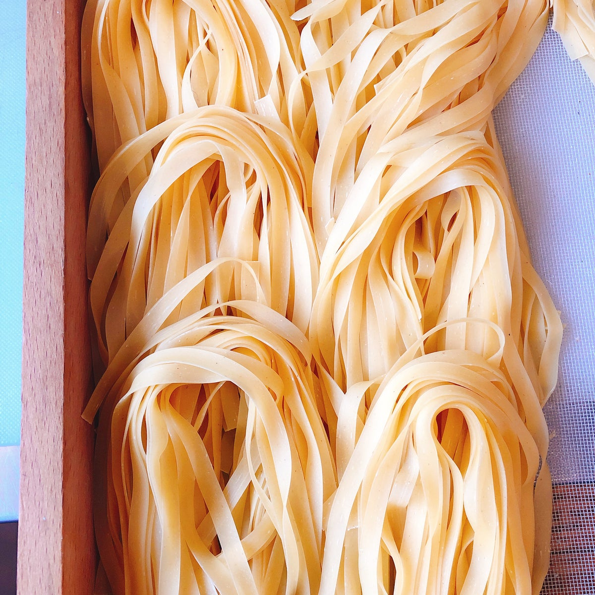 Fresh Pasta and sauces