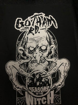 Image of Large Jacket Back Patches 3 styles available.