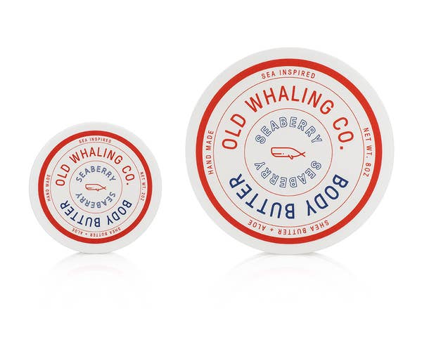 Image of Seaberry Body Butter- Old Whaling Co.