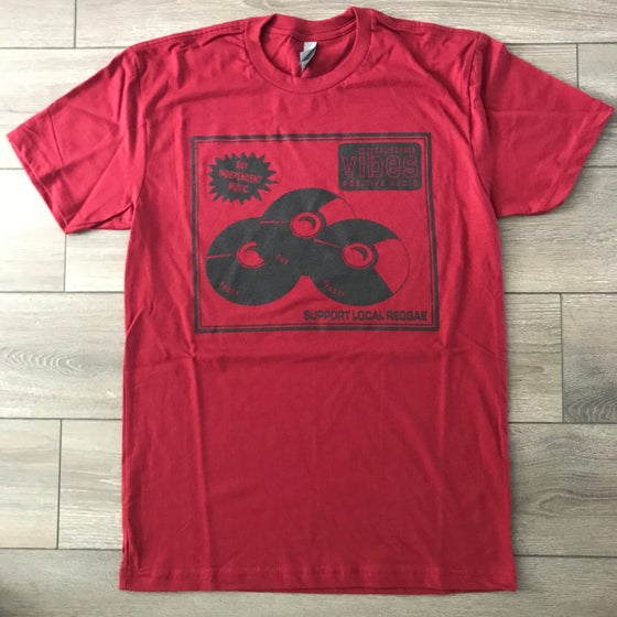 Image of Compact Disc Positive Audio Shirt