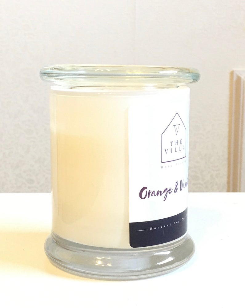 Image of Natural Soy Candles 350ml