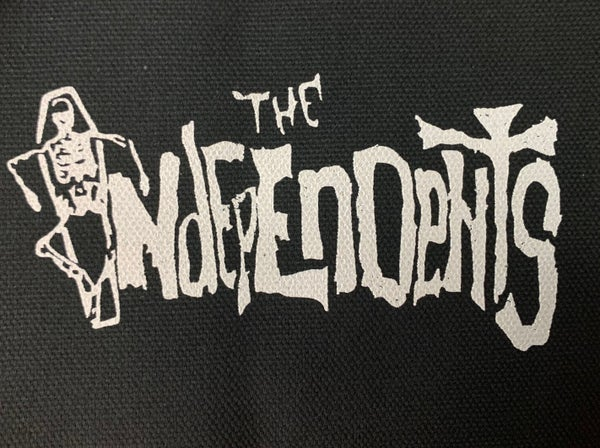 Image of The Independents logo patch