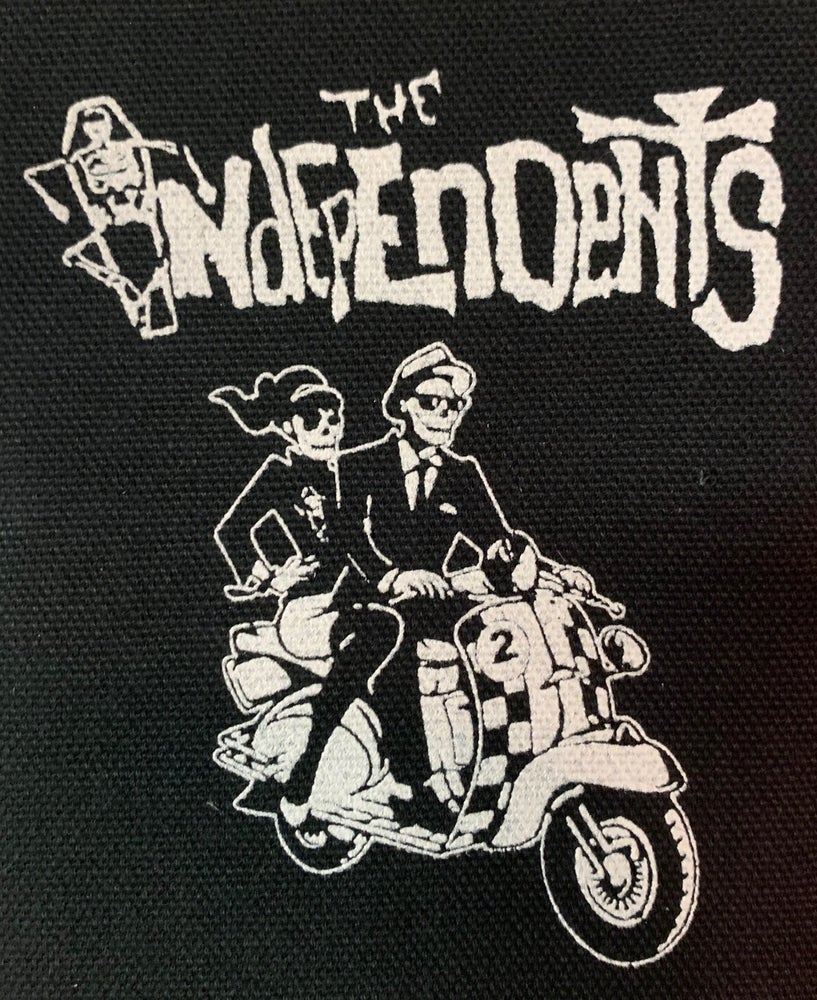 Image of The Independents two bone. Patch