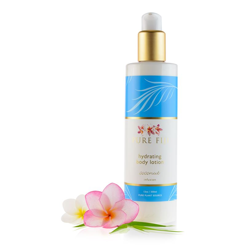 Image of Pure Fiji Hydrating Body Lotion 350ml/12oz