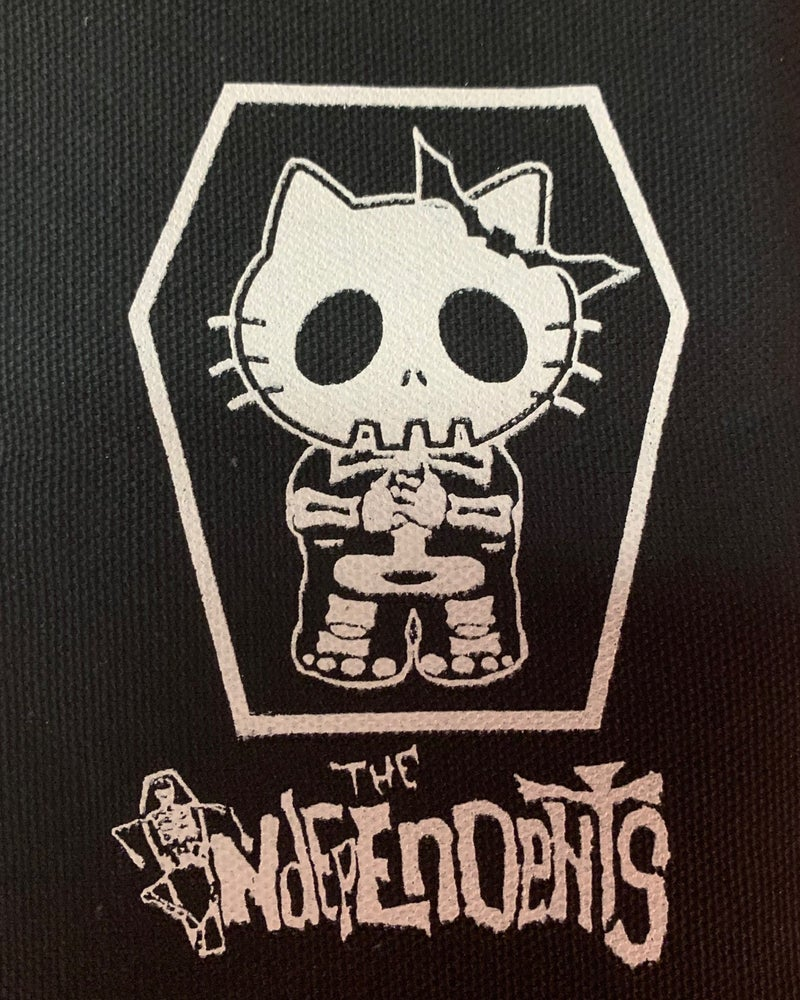 Image of The Independents Dead Kitty patch