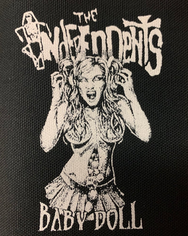 Image of The Independents Babydoll patch
