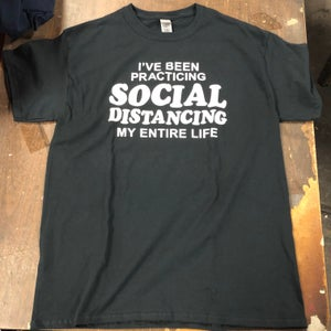 Image of Social Distancing - T-shirt
