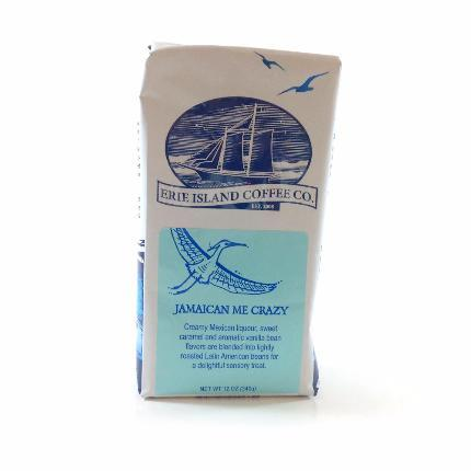 Image of Jamaican Me Crazy Blend, ( LIGHT ROAST) Ground Coffee- Erie Island Coffee Co.