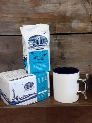 Image of Morning Launch, (MEDIUM ROAST)Ground Coffee- Erie Island Coffee Co.