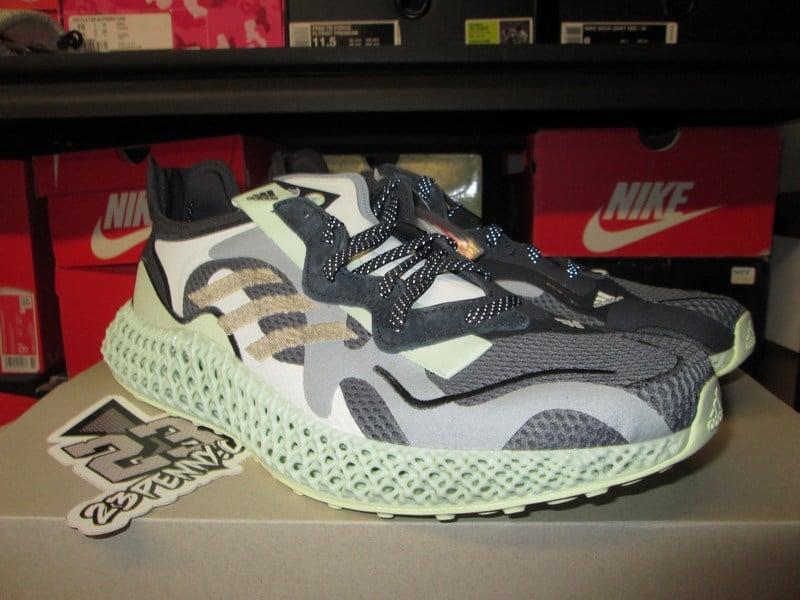 "Image of adidas Consortium 4D Runner EVO v2 ""Onix"""