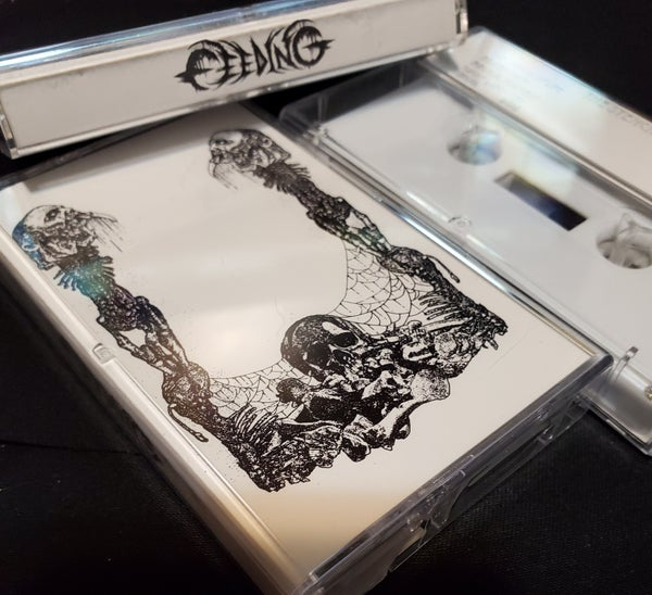 Image of Feeding - Demo 2019 Cassette