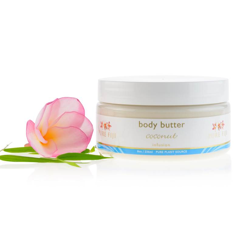 Image of Pure Fiji Body Butter 235ml/8oz