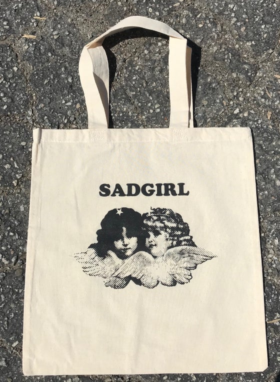 Image of Angel Baby Tote