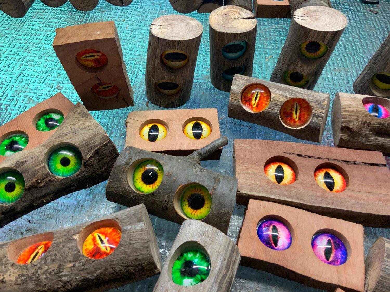 Image of Dragon Eyes (small) (sold individually)