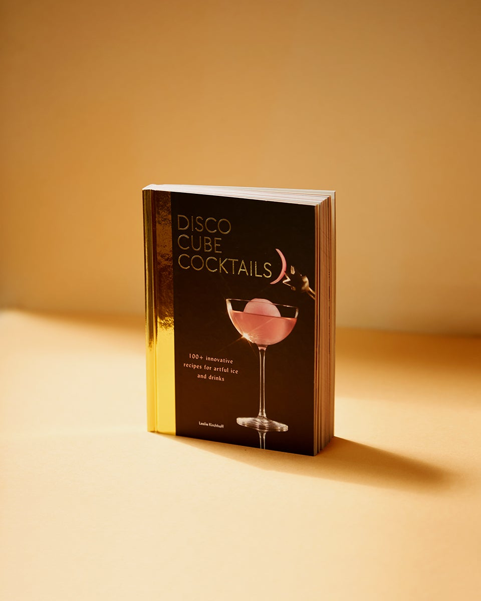Image of DISCO CUBE COCKTAILS BOOK