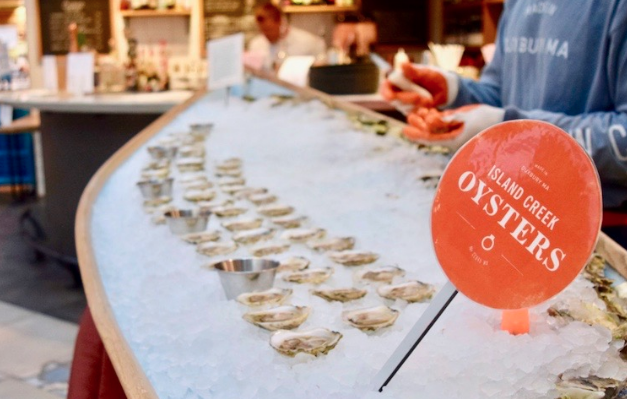 Image of Oyster Shucking Class with Island Creek Oysters