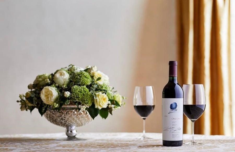 Image of  Opus One Wine Dinner