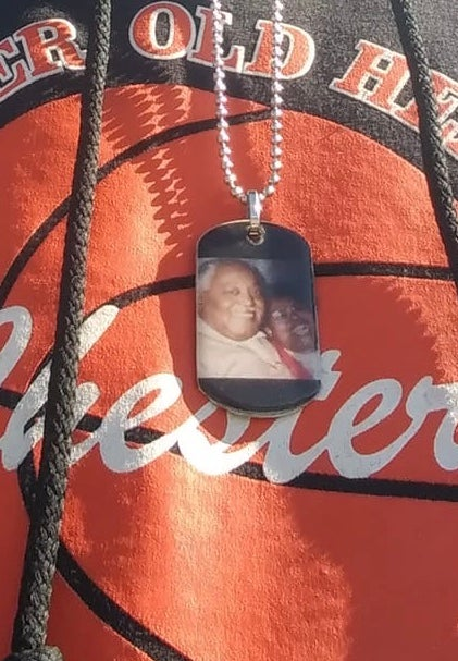 Image of Picture Dog Tags