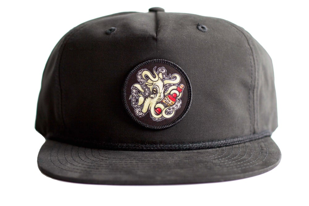 Image of THEM - Calamari Captain's Cap <s>35</s>
