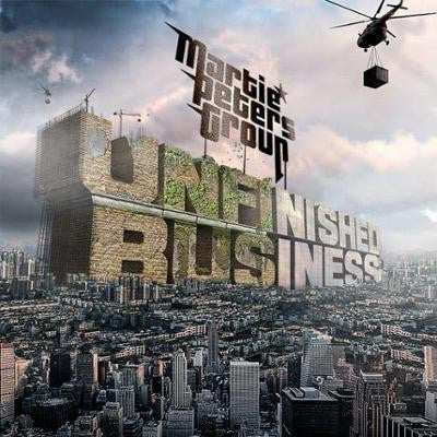 Image of MARTIE PETERS GROUP - 'Unfinished Business'