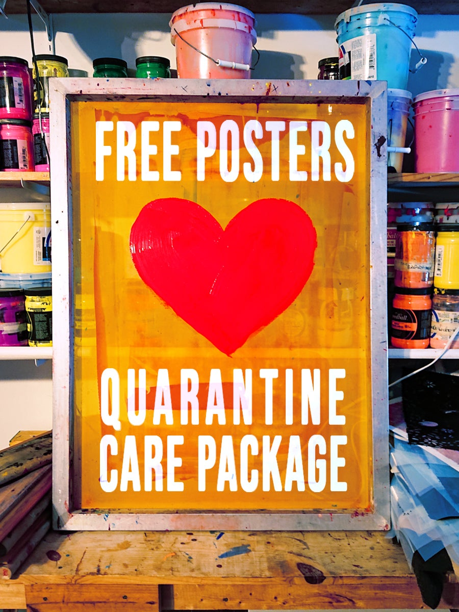 Image of FREE POSTERS!!