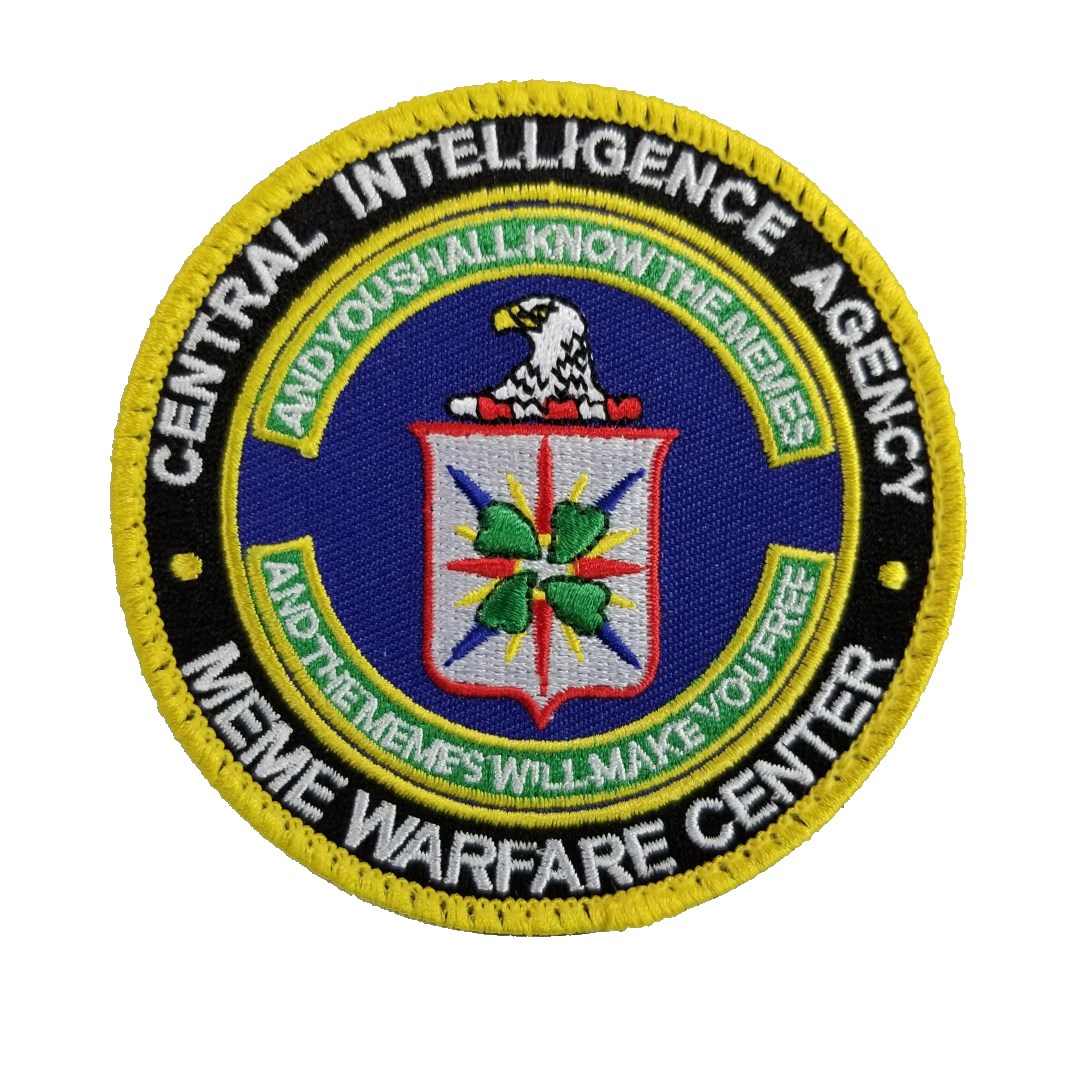 Image of CIA Meme Warfare Center