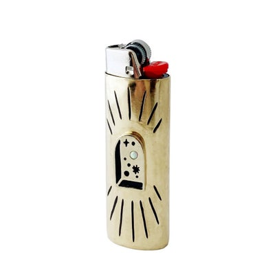Image of Big Bang Lighter Case with Opal