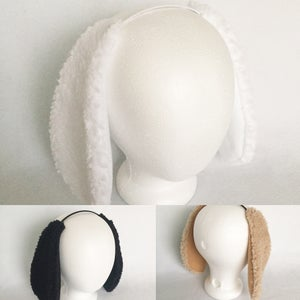 Sheep/Llama Ears (3 colors)