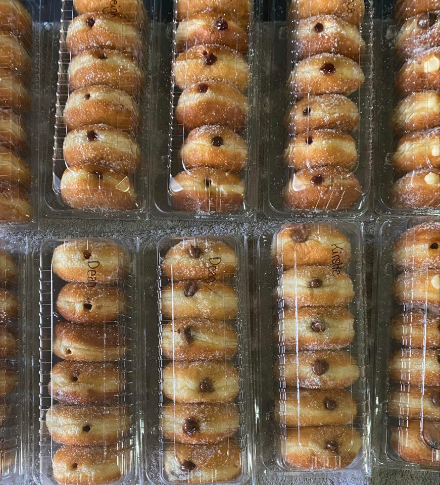 Image of 6 pack Mini Doughnuts