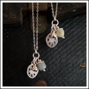 Image of 'Enlightenment' Lotus Root Necklace
