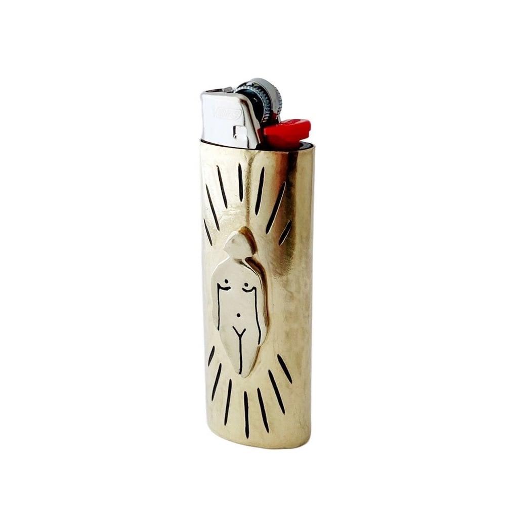 Image of Lady Lighter Case
