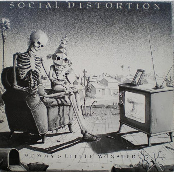 Image of Social Distortion - Mommy's Little Monster LP
