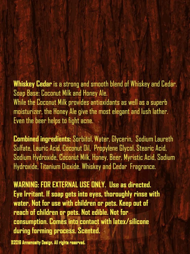 Image of Whiskey Cedar