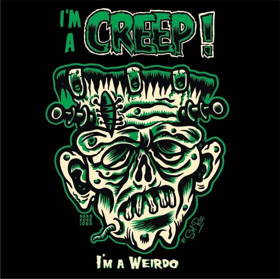 Image of I'm A Creep! Work Shirt