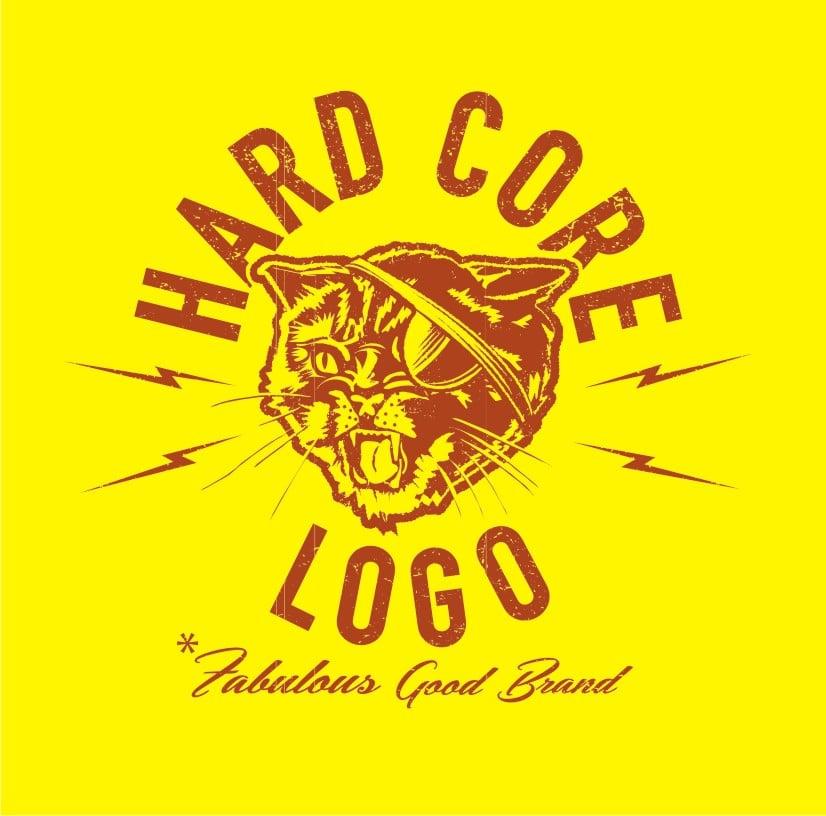Image of Fabulous Good Brand Guys & Ladies T-Shirt in Yellow