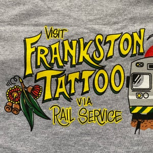 Image of Rail Service Tee by Mark Lording