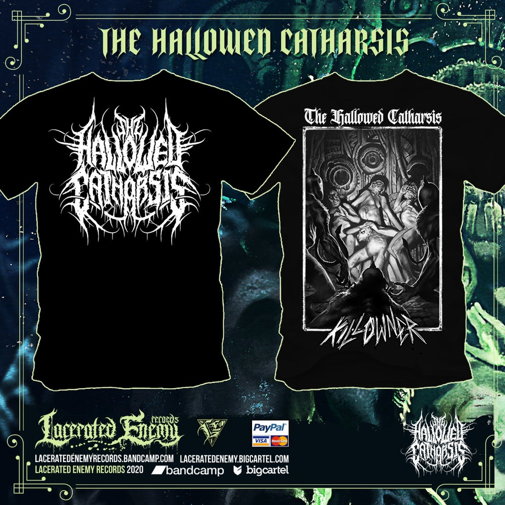 THE HALLOWED CATHARSIS - Killowner Logo Shirt