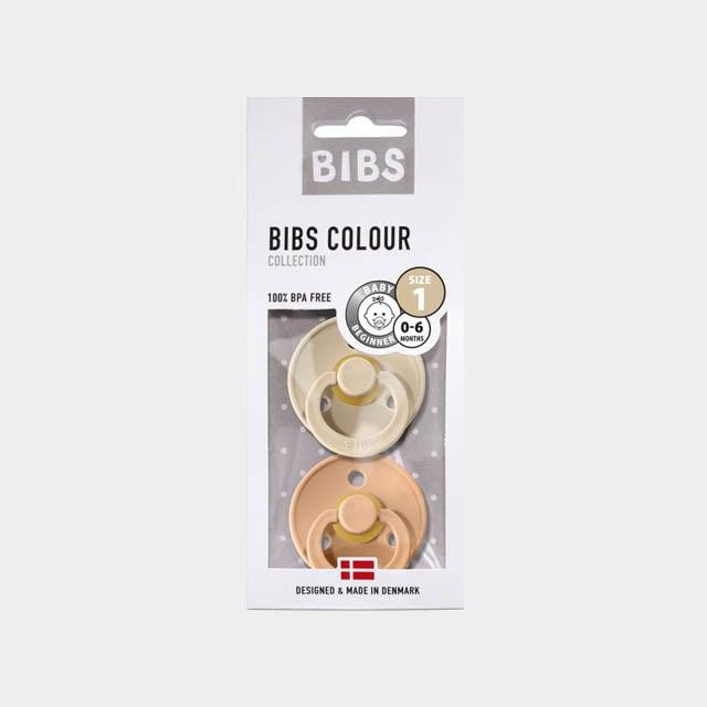 Image of Bibs Colour Vanilla / Peach