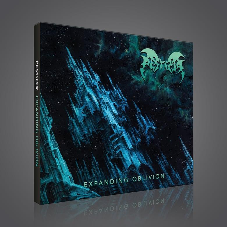 Image of [CD - DIGIPACK] Expanding Oblivion  (2020)