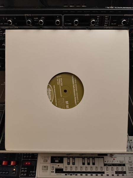 Image of Mike Huckaby ‎– Harmonie Park Classics Volume 1